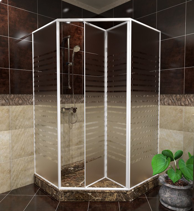 Shower Rooms - Rolling Shutter